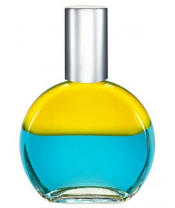 28. New Beginnings (Yellow / Pale Turquoise)